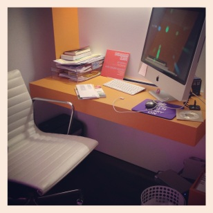 Day 16: Your desk where you work/study