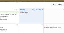 Day 4: Calendar